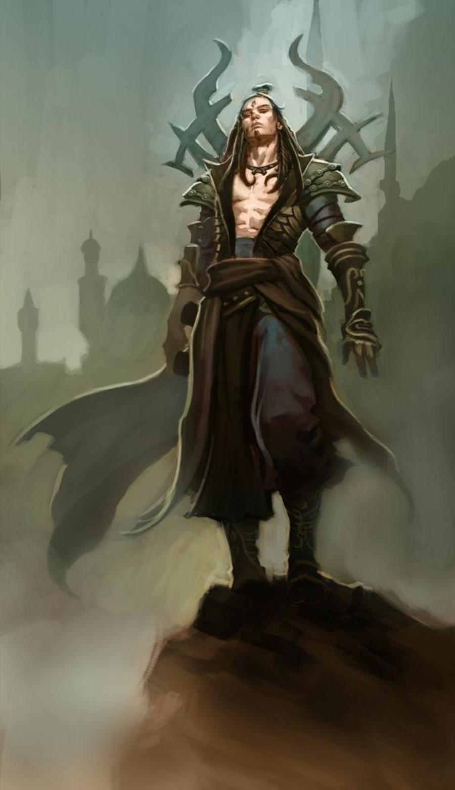Sorcerer pron exploited toons
